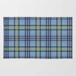 Ancient Johnstone Scottish Tartan Rug