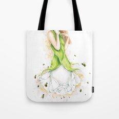 Petite fleur / Little Flower Tote Bag