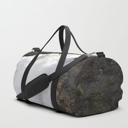 Grand Canyon Of The Yellowstone Lower Falls Duffle Bag
