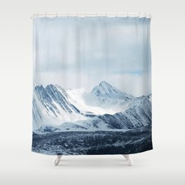 Heaven's Gates Opened #society6 Shower Curtain