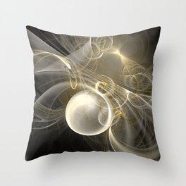 Aglow Throw Pillow