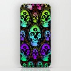 Skulluminati iPhone & iPod Skin