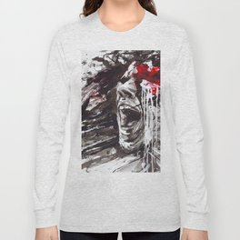 The Pain of Cluster Headache Long Sleeve T-shirt