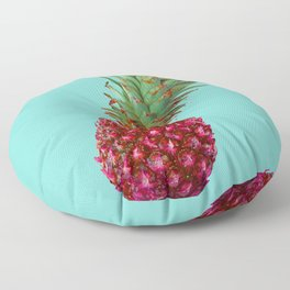 Pineapple love Floor Pillow