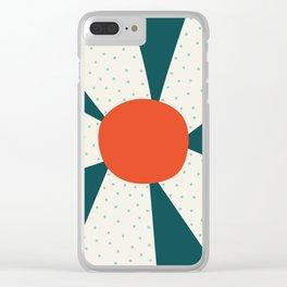 Tonga Clear iPhone Case