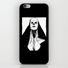 nun of death iPhone & iPod Skin