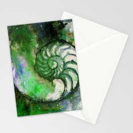 Nature Music No.1B by Kathy Morton Stanion Stationery Cards
