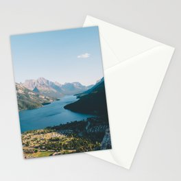 Waterton Village Stationery Cards