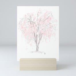 Cherry Blossom Sakura Matsuri Mini Art Print