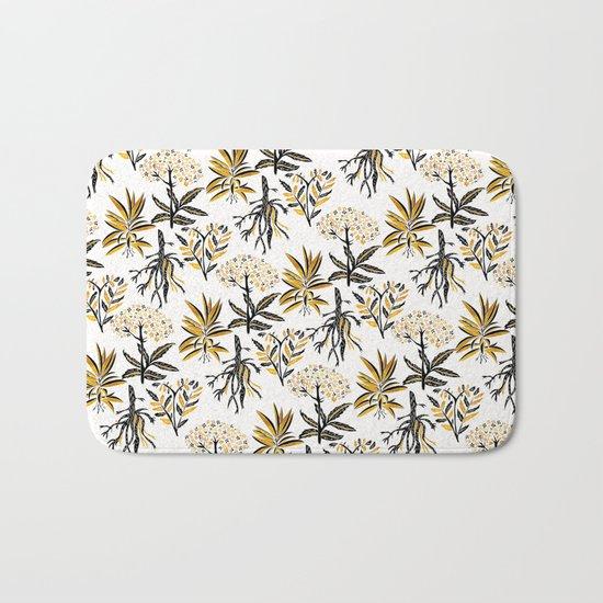 Herbal Apothecary Bath Mat