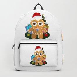 Christmas - Ginger Bread Man Backpack