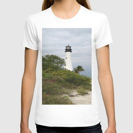Bill Baggs - Cape Florida Light T-shirt