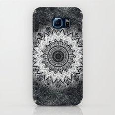 MONOCHROME BOHOCHIC MANDALA Galaxy S7 Slim Case