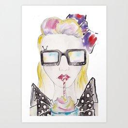 My MTV Art Print