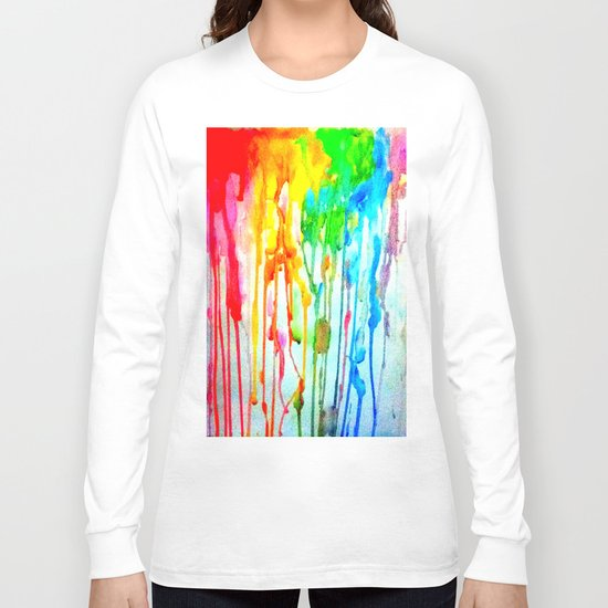 Colors of life : Colors Series 3 Long Sleeve T-shirt