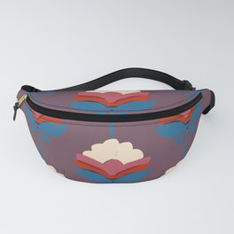 Retro fall florals- n. 2 Fanny Pack