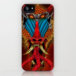 Rafreaki iPhone Case