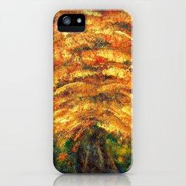 The dream tree iPhone Case