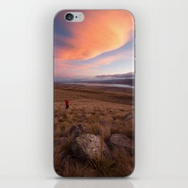 Tekapo High Country iPhone Skin
