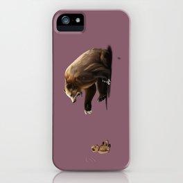 Brunt (Colour) iPhone Case