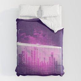 La Ville au Peigne Fin Comforters