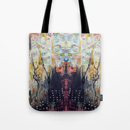 Life Wells Up in the Bayou Tote Bag