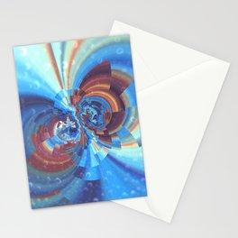 Moonstone Rain Stationery Cards