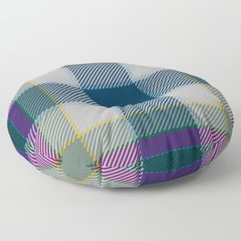 FL Tartan Floor Pillow