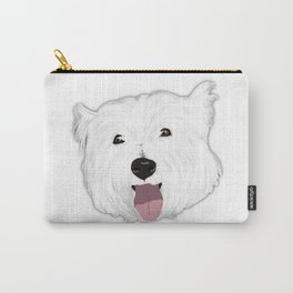 Skye the West Highland White Terrier Carry-All Pouch