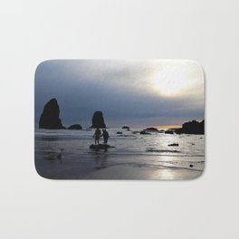 Oregon Sunset Bath Mat
