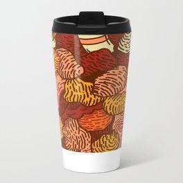 Monotony Metal Travel Mug