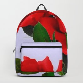 ROMANTIC RED ROSES ART Backpack