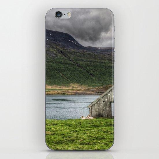 Sheepfold iPhone Skin