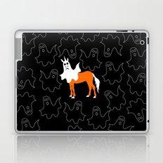 Boo Unicorn Laptop & iPad Skin