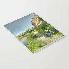 Hungerford Wharf Fishing Notebook