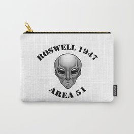 Roswell UFO Carry-All Pouch