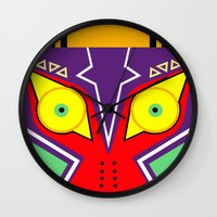 majora Wall Clocks featuring MAJORA by pipocaVFX