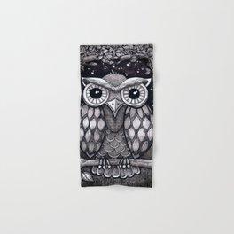 Owl II Hand & Bath Towel