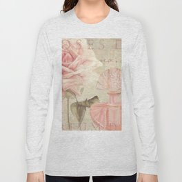 Perfume and Roses I Long Sleeve T-shirt