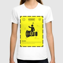 Mad Science: EM Drive T-shirt