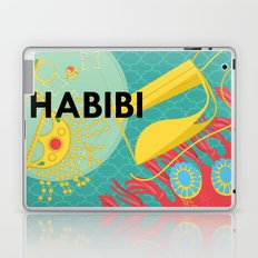 Emirati Treasures (English Habibi) Laptop & iPad Skin