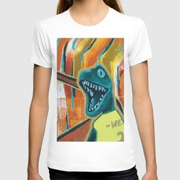 You Shred Raptors? T-shirt