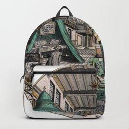 Alchemist's laboratory Backpack