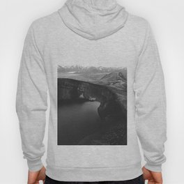 Finland View (Black and White) Hoody