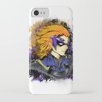 fire emblem iPhone & iPod Cases featuring Fire Emblem Awakening - Gerome by inkjamz