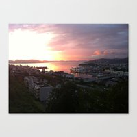 norway Canvas Prints featuring Norway by DanielRolland