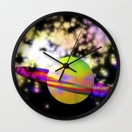 Guardian Of The Galaxy Wall Clock