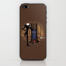 What's This? What's This? iPhone & iPod Skin