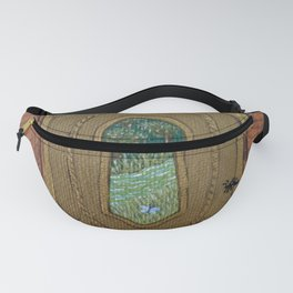 Through the Keyhole Fanny Pack