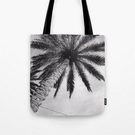 Florida Palm Tree Tote Bag